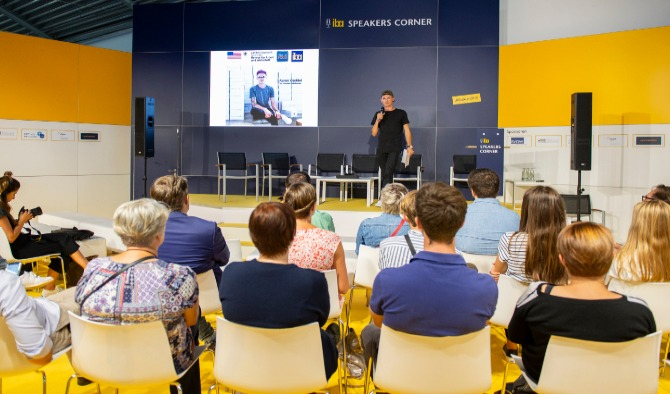 online presentation iba connecting experts